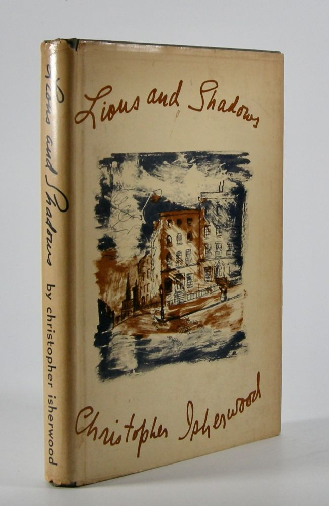 Lions and Shadows; An Education in the Twenties. Christopher Isherwood.