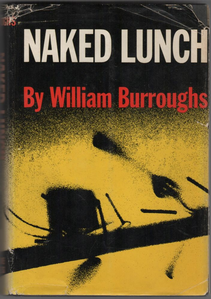 Naked lunch by william s burroughs pics 456