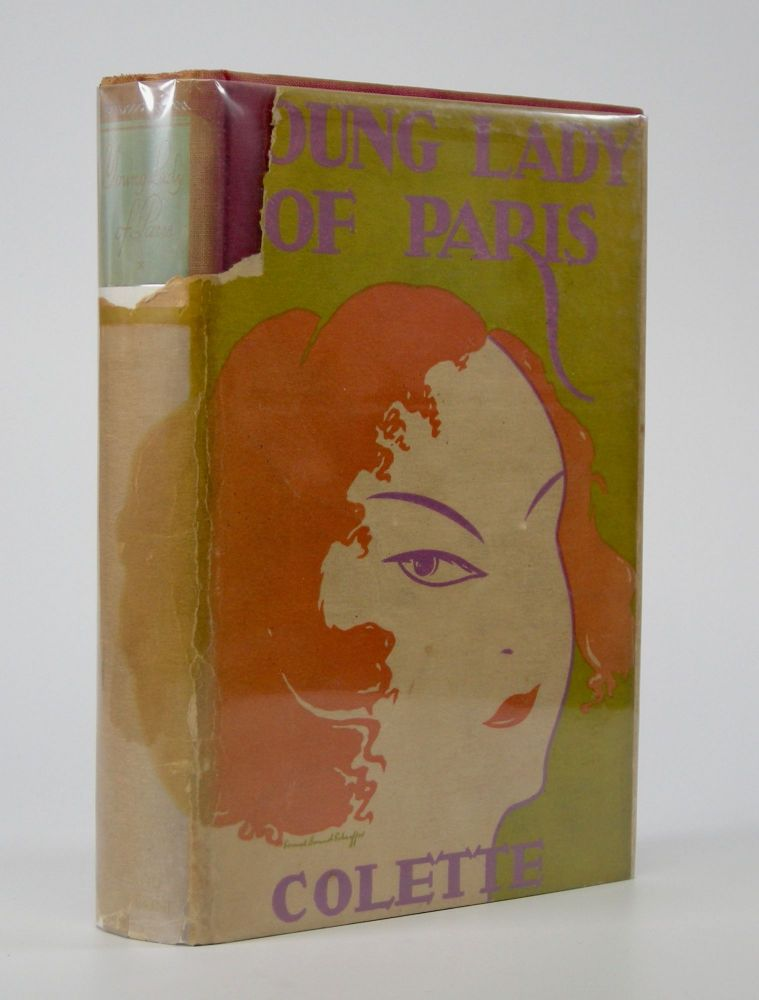 Young Lady of Paris; By Colette and Willy. Translated by James Whitall. Colette.