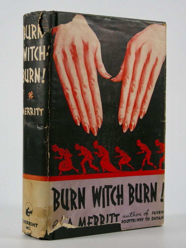 Burn Witch Burn! A. Merritt.