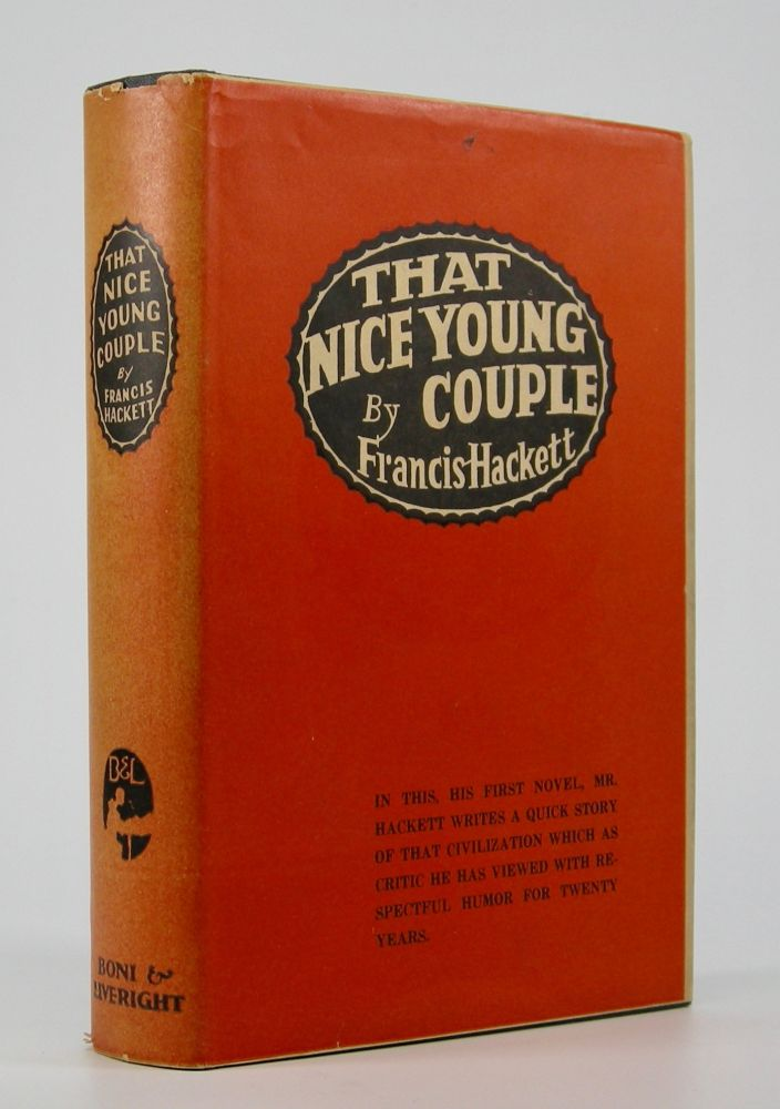 That Nice Young Couple. Francis Hackett.