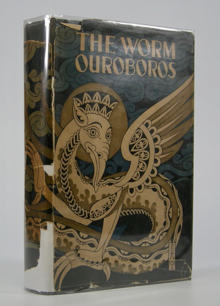 The Worm Ouroboros; Illustrated by Keith Henderson. E. R. Eddison.