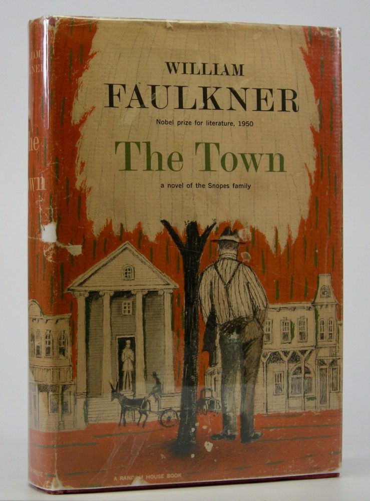 The Town. William Faulkner.