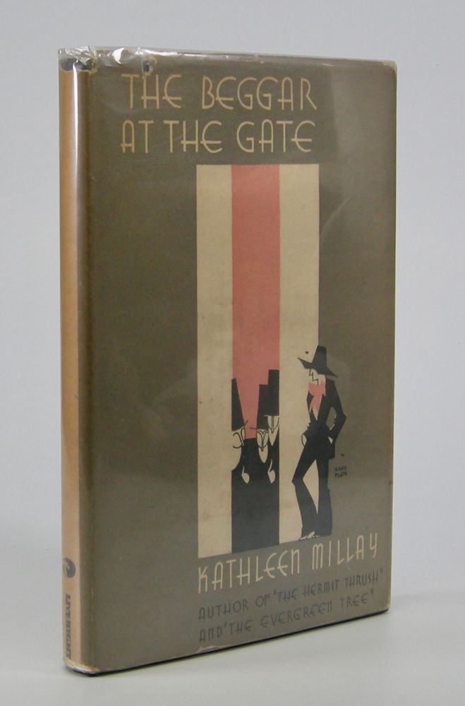 The Beggar at the Gate.; Poems. Kathleen Millay.
