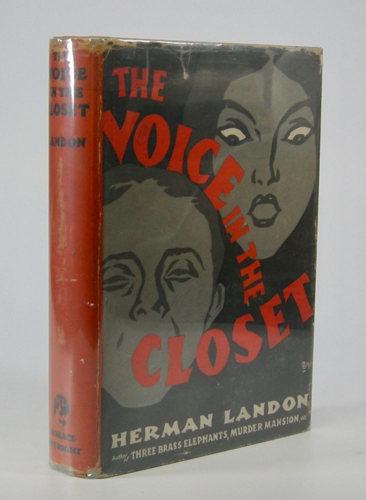 The Voice in the Closet. Herman Landon.