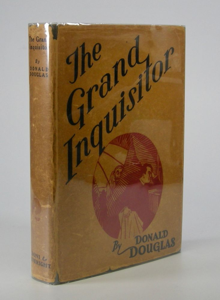 The Grand Inquisitor. Donald Douglas, Archer.