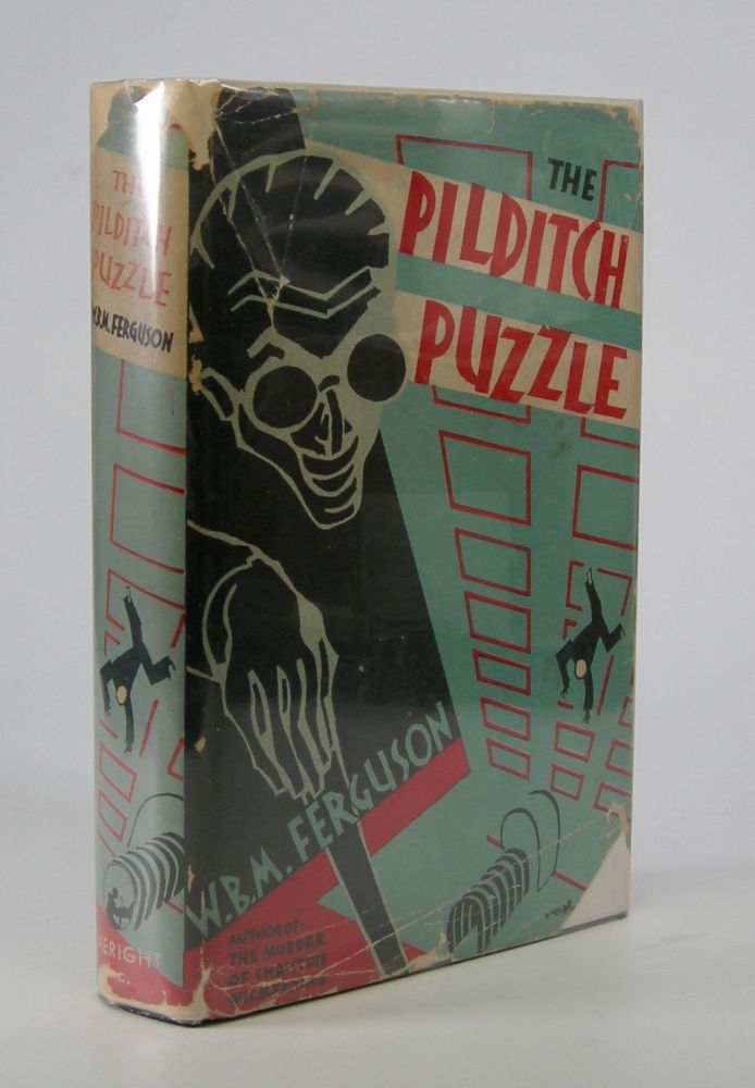 The Pilditch Puzzle. W. B. M. Ferguson.
