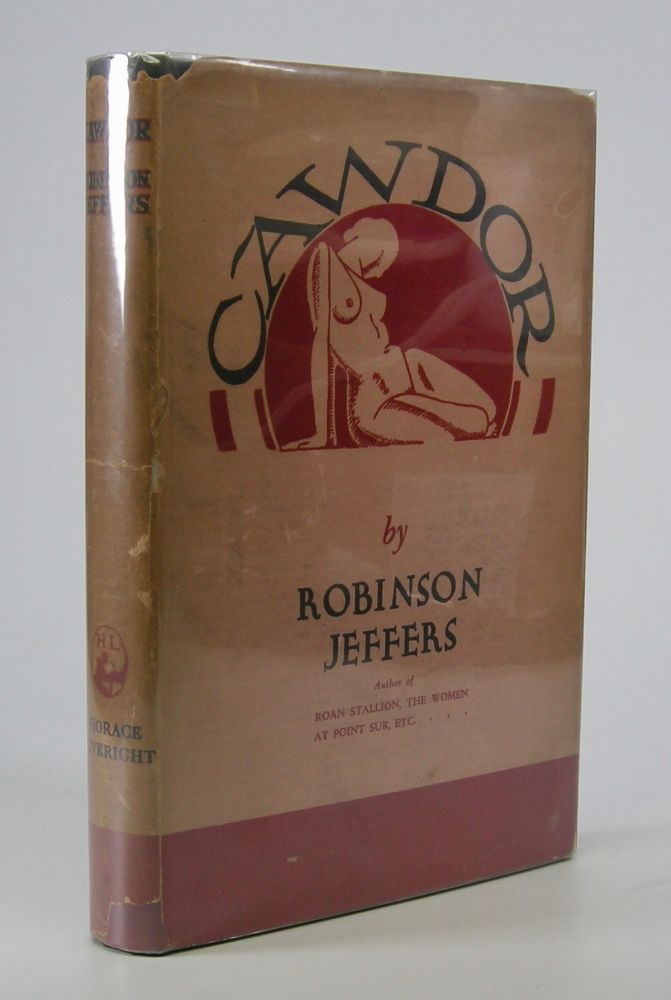 Cawdor; and Other Poems. Robinson Jeffers.