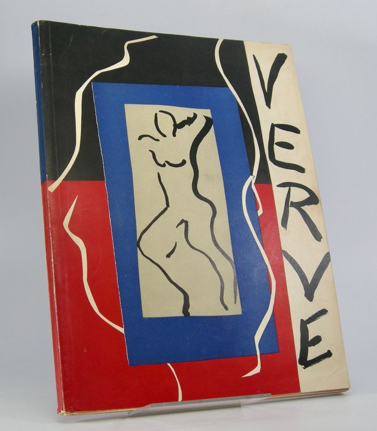 Verve; An Artistic and Literary Quarterly Appearing in December, March, June and October. Director: E. Teriade. . . . Vol. 1, No. 1, December 1937