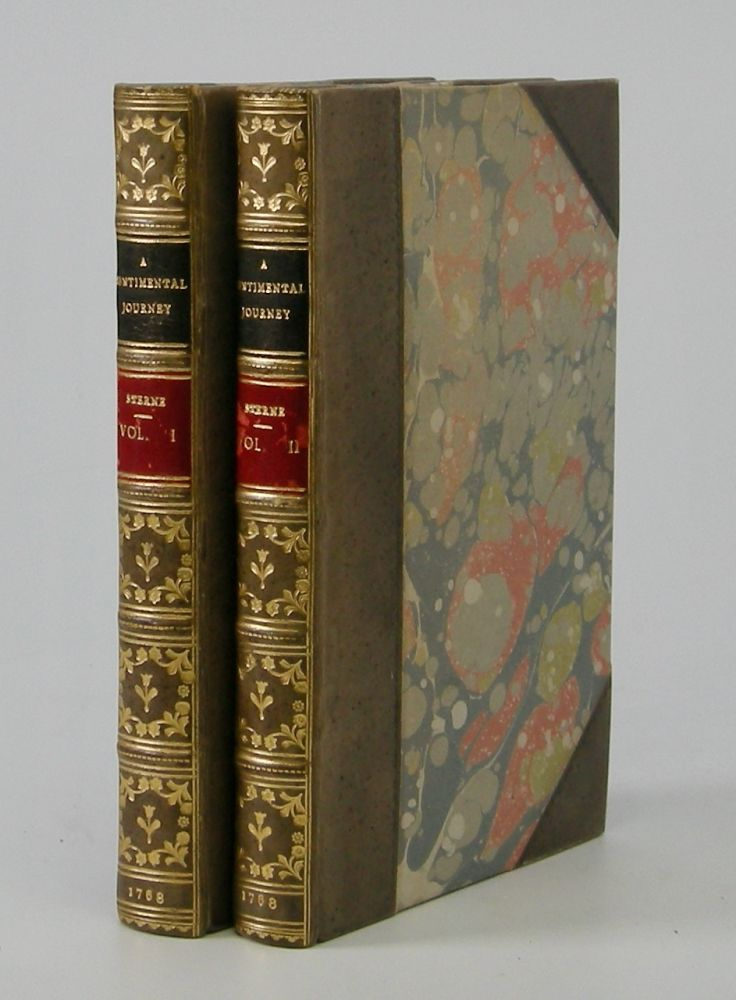 A Sentimental Journey; Through France and Italy, by Mr. Yorick. Laurence Sterne.