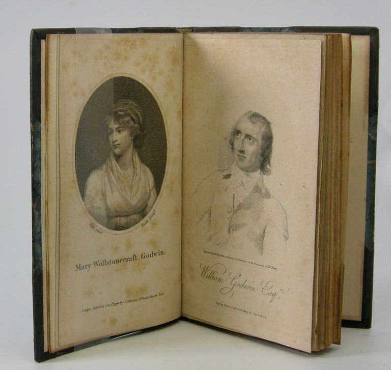 Memoirs; of the Author of A Vindication of the Rights of Woman. William Godwin.
