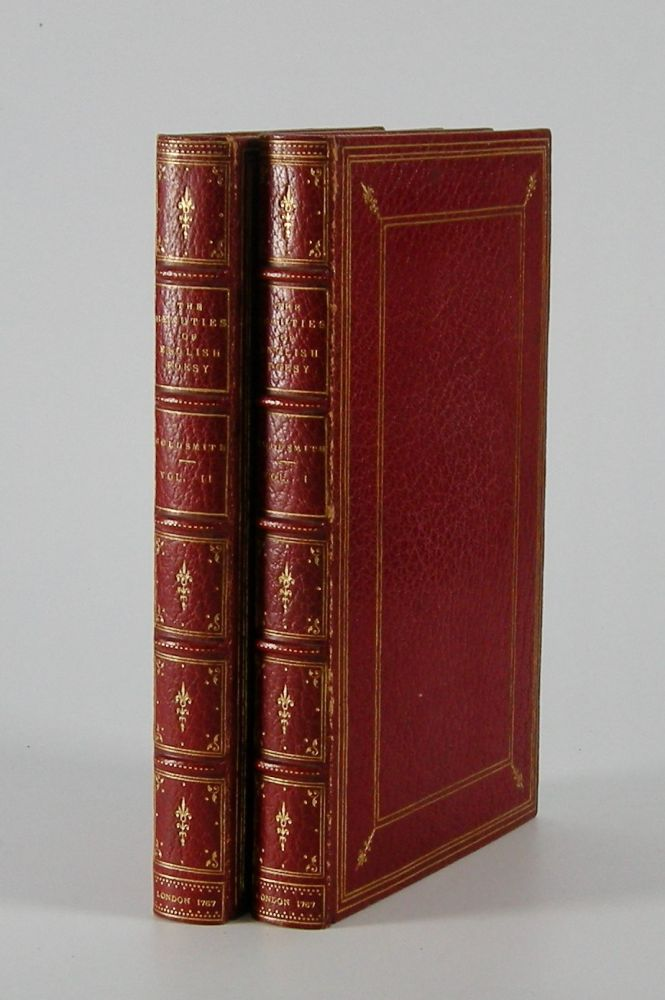 The Beauties of English Poesy; Selected by Oliver Goldmsith. In Two Volumes. Oliver Goldsmith.