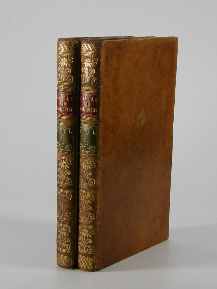 The Vicar of Wakefield:; A Tale. Supposed to be Written by Himself. The Second Edition. Oliver Goldsmith.