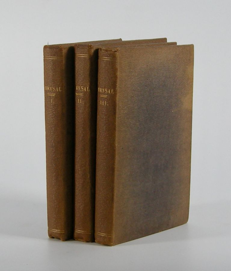 Chrysal:; Or, the Adventures of a Guinea. Wherein are exhibited views of Several Striking Scenes; with Interesting Anecdotes, Of the most noted Persons in every Rank of Life, Through whose Hands it has passed. By an Adept. Charles Johnstone.