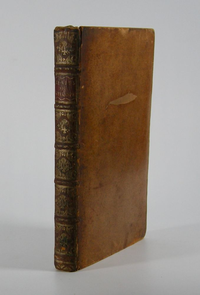 An Essay on the Writings and Genius of Shakespear,; Compared with the Greek and French Dramatic Poets, with some Remarks Upon the Misrepresentations of Mons. de Voltaire. Elizabeth Montagu.