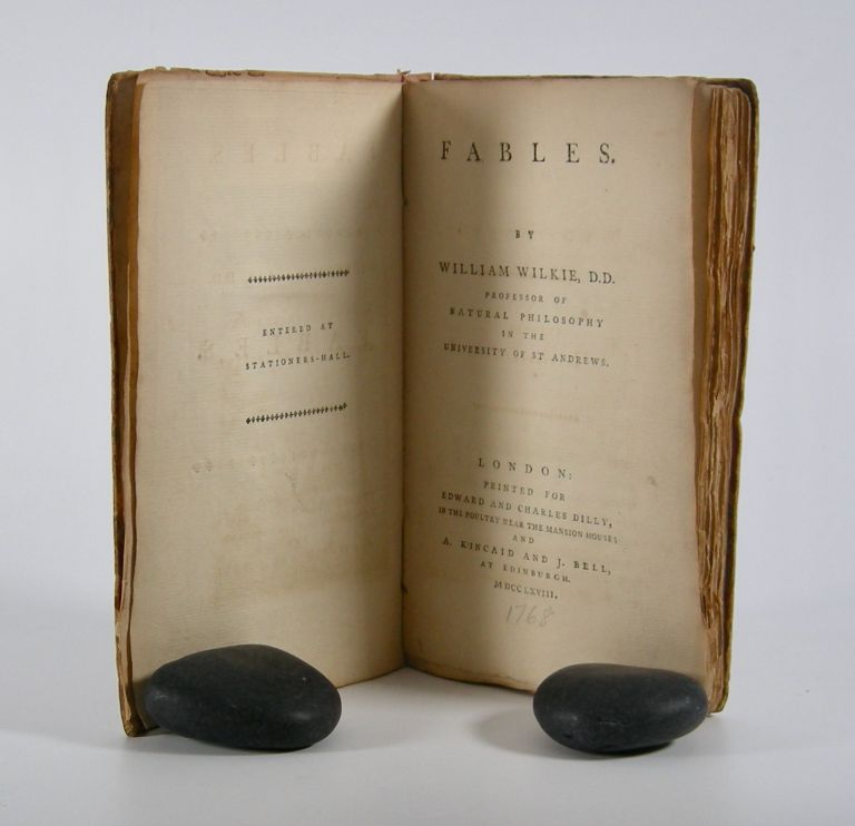 Fables. William Wilkie.
