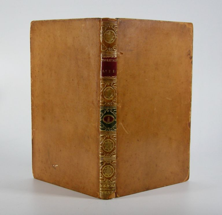 Account of the Life and Writings of William Robertson,; D.D. F.R.S.E. . . Stewart Dugald.