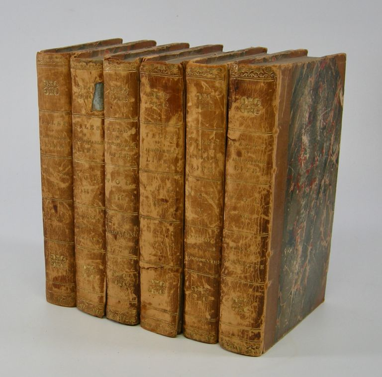 Tales of Fashionable Life. . .; In Six Volumes. . . A New Edition. Edgeworth, Maria.