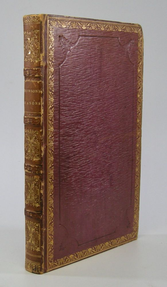 The Seasons; . . . With his Life, an Index and Glossary - A Dedication to the Earl of Buchan and Notes to the Seasons. James Thomson.