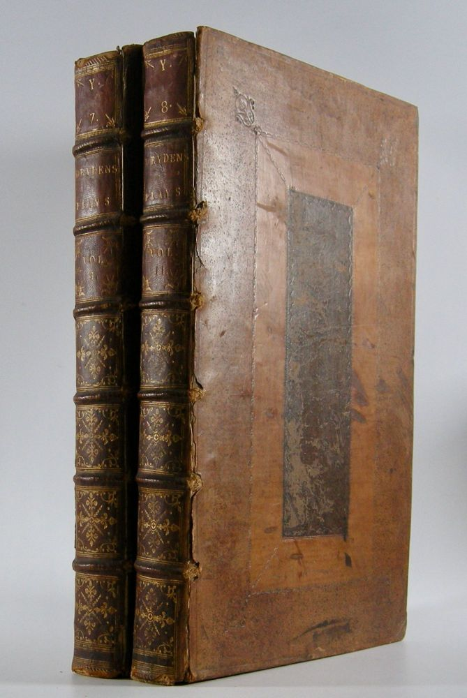 The Comedies, Tragedies, and Operas; Now First Collected together, and Corrected from the Originals. In Two Volumes. John Dryden.