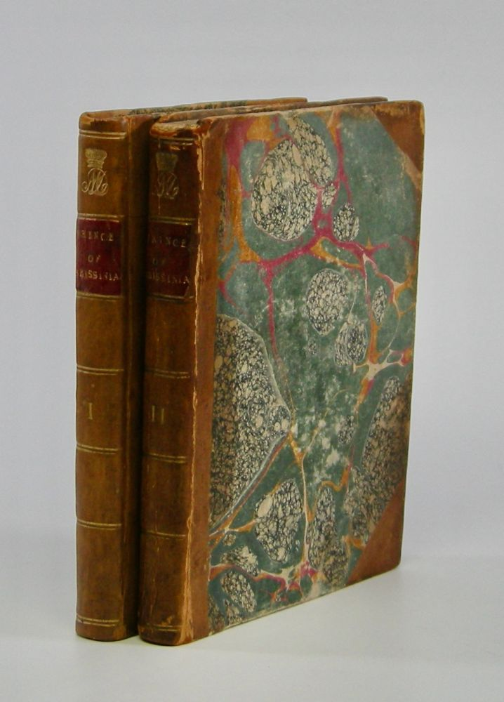 Rasselas] The Prince of Abissinia.; A Tale. In Two Volumes. . . Samuel Johnson.