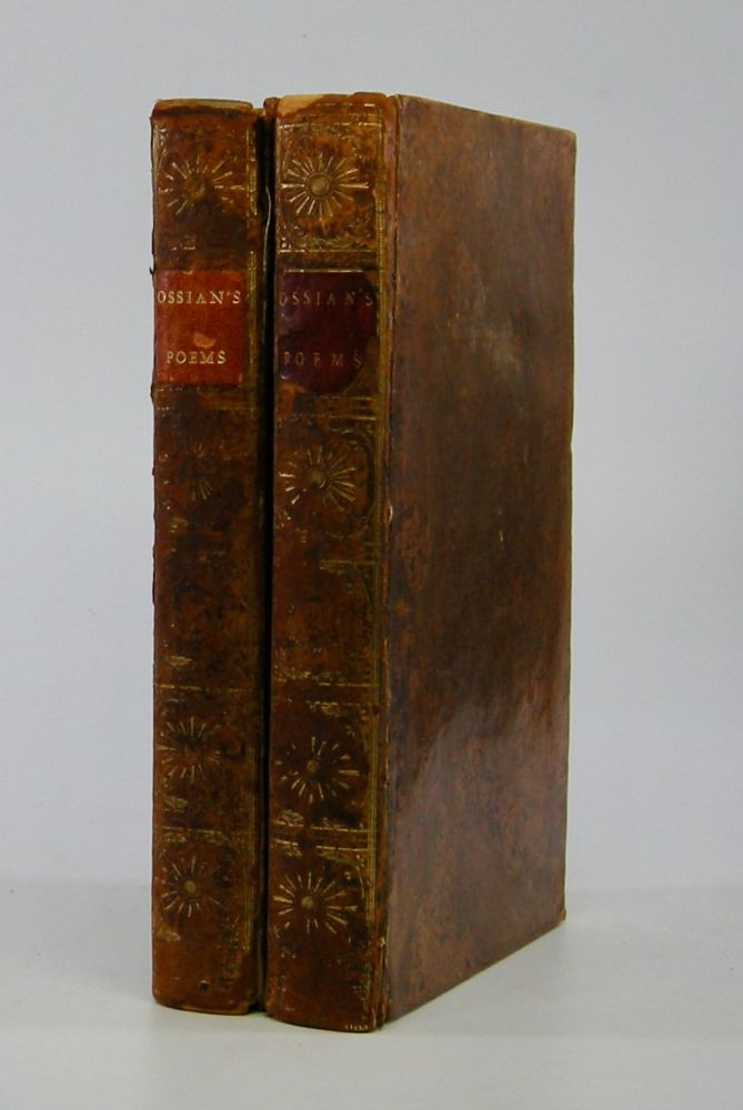 The Poems of Ossian.; Translated by James MacPherson, Esq. . . A New Edition. James MacPherson.