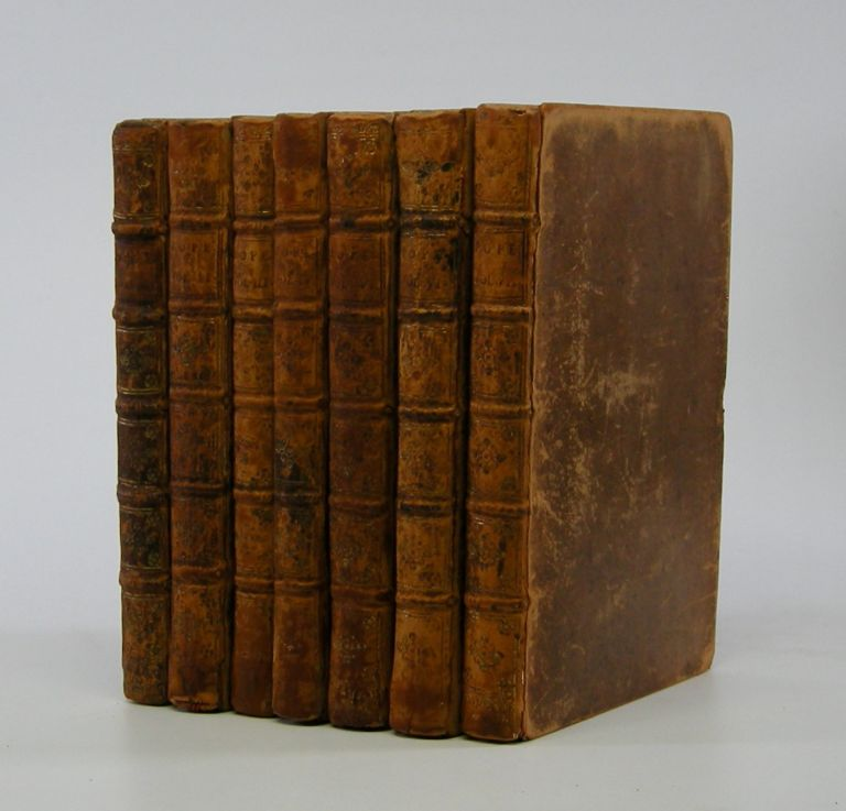 The Works; of Alexander Pope, Esq; Vol. I. With Explanatory Notes and Additions never before printed - Vol. VI. Containing the Second Part of his Letters. Alexander Pope.