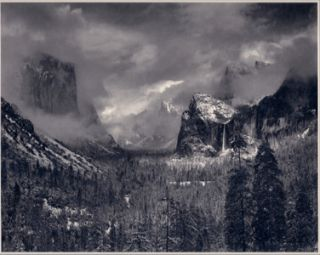 Yosemite and the Range of Light; Introduction by Paul Brooks. Ansel Adams