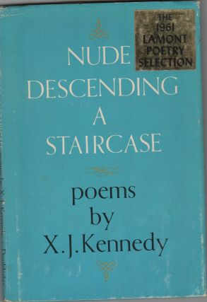 Nude Descending a Staircase. X. J. Kennedy.