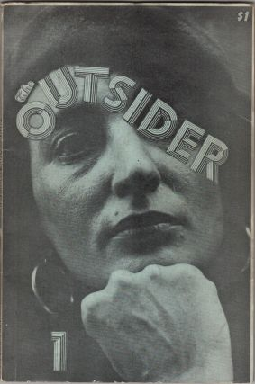 The Outsider; Number One-4/5. Charles Bukowski.