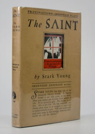 The Saint; A Play in Four Acts. Stark Young