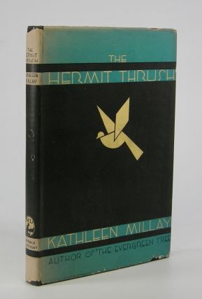 The Hermit Thrush.; Poems. Kathleen Millay
