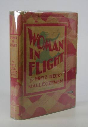 Woman in Flight; Translated by Jenny Covan. Fritz Reck-Malleczewen