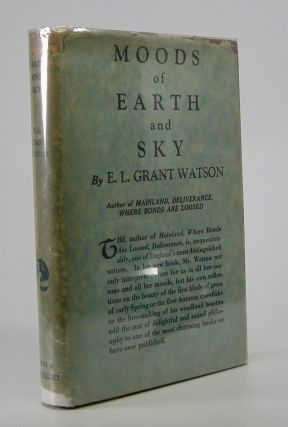 Moods of Earth and Sky. E. L. Grant Watson