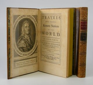 Travels into several Remote Nations of World. In Four Parts. By Lemuel Gulliver, first a Surgeon,...