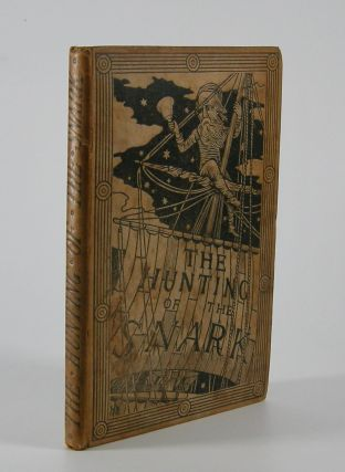 The Hunting of the Snark; An Agony in Eight Fits. With Nine Illustrations by Henry Holiday. Lewis...