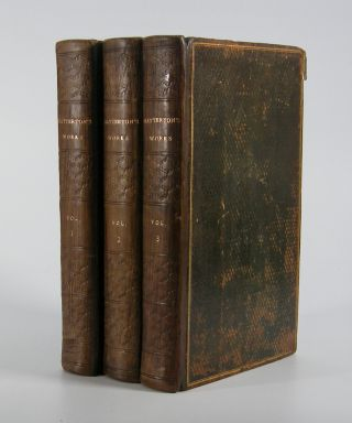 The Works of Thomas Chatterton.; Containing His Life, by G. Gregory, D.D. and Miscellaneous...