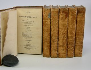 Tales of Fashionable Life. . .; In Six Volumes. . . A New Edition.