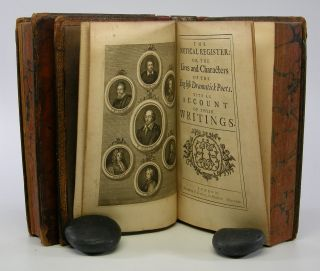 The Poetical Register:; Or, The Lives and Characters of the English Dramatick Poets. With an...
