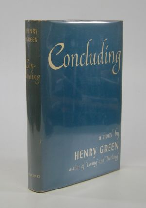 Concluding. Henry Green