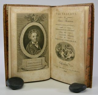 The Seasons; . . . With his Life, an Index and Glossary - A Dedication to the Earl of Buchan and Notes to the Seasons.