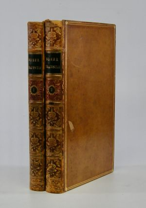 A Burlesque Translation of Homer.; In Two Volumes. The Fourth Edition Improved. Thomas Bridges