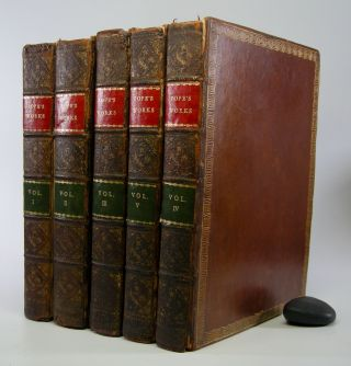 The Works; of Alexander Pope, Esq. Complete with his Last Corrections, Additions, and...