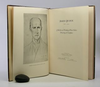 John Quinn 1870-1925; Collection of Paintings, Water Colors, drawings & Sculpture