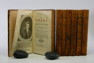 The Works; of Alexander Pope, Esq; Vol. I. With Explanatory Notes and Additions never before printed - Vol. VI. Containing the Second Part of his Letters
